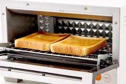 高速1分で焼けるsirocaのトースター