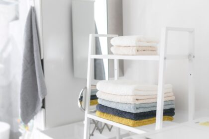毛羽落ちしない水布人舎のタオル