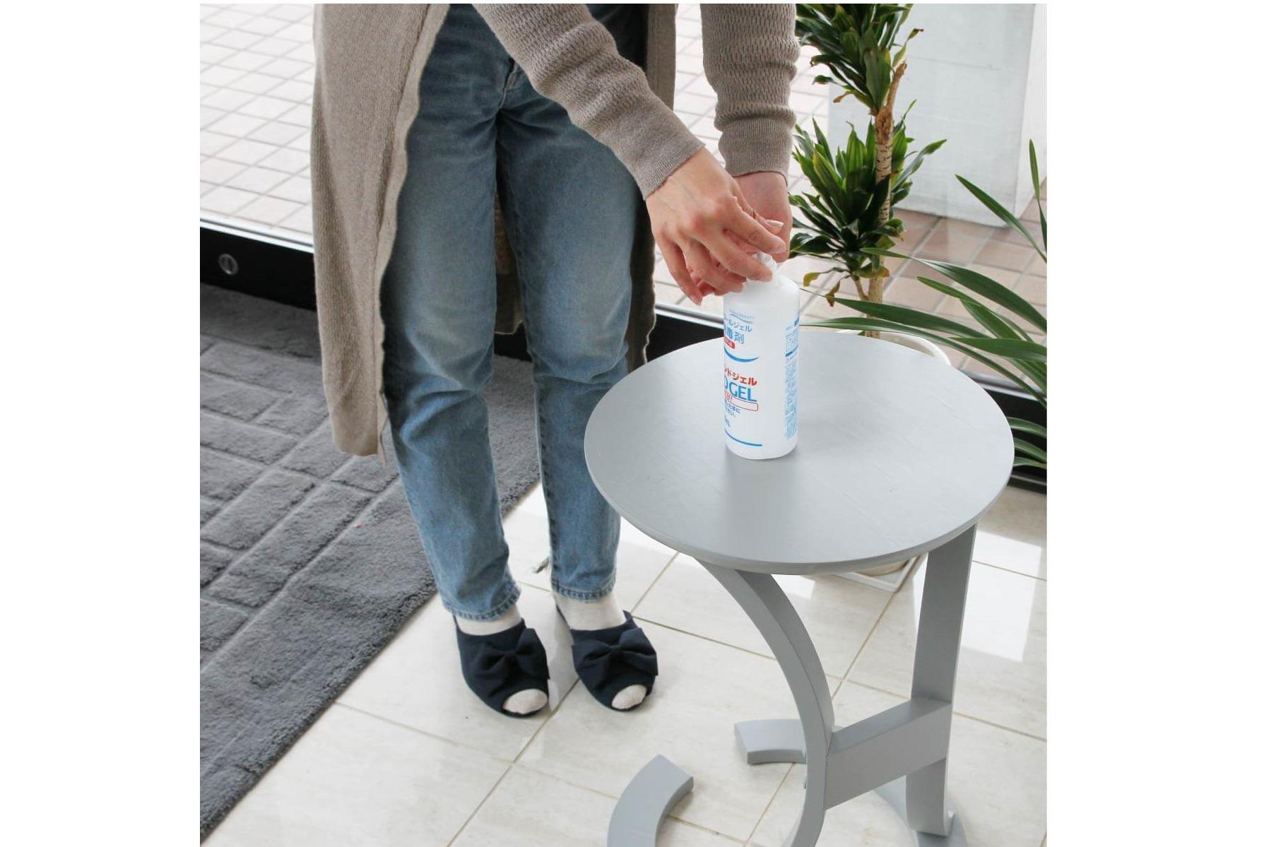 サイドテーブルの使い方
