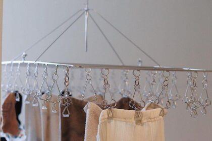 洗濯物干しを快適に。インスタグラマーも注目のステンレスピンチハンガー