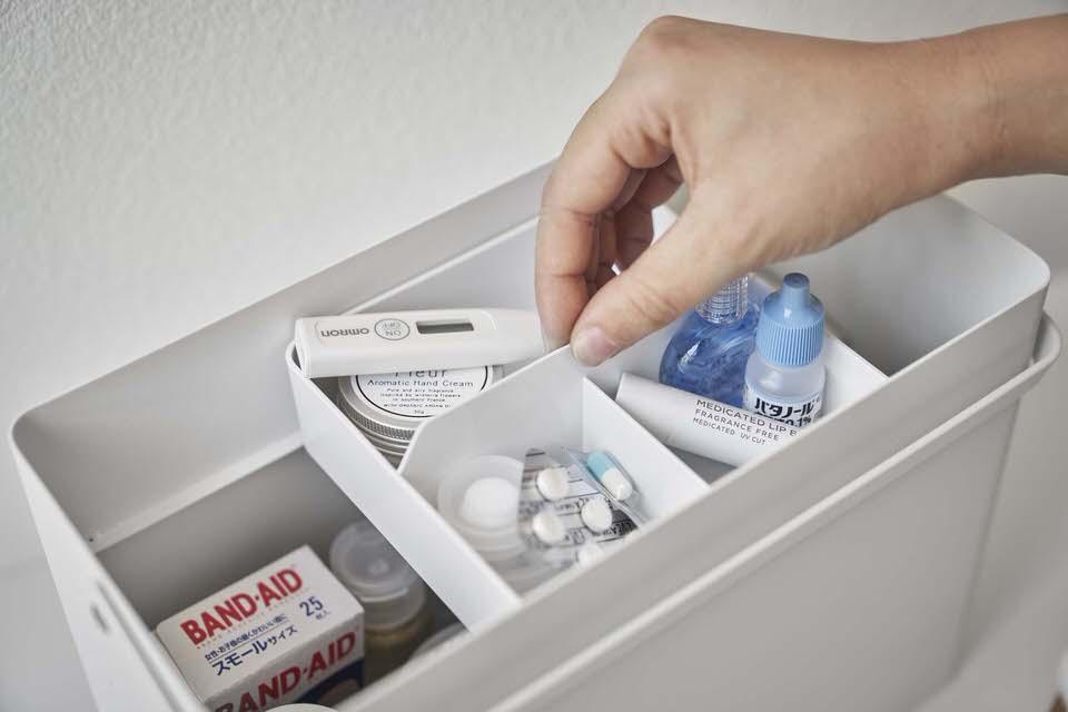 薬を整理するときに収納のコツ