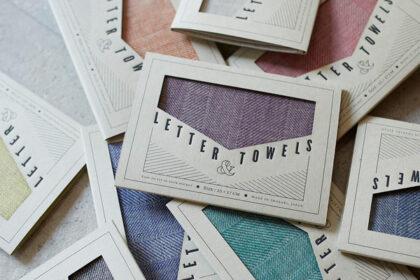 LETTER&TOWELS