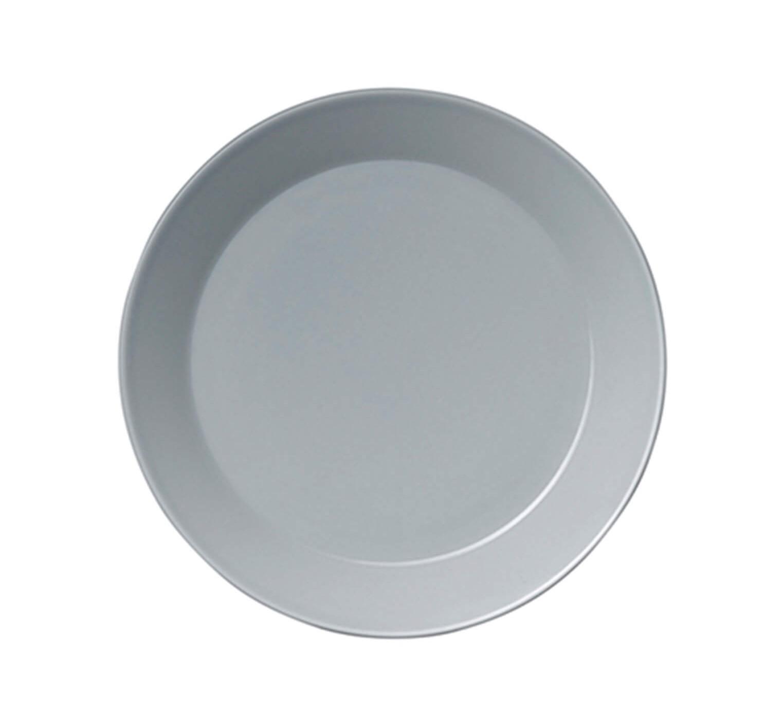 取り皿・ケーキ皿と幅広く使える17cm・21cmプレート2