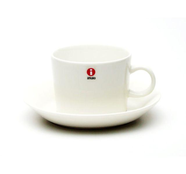 iittala(イッタラ) ティーマ のカップはシンプルでおしゃれ