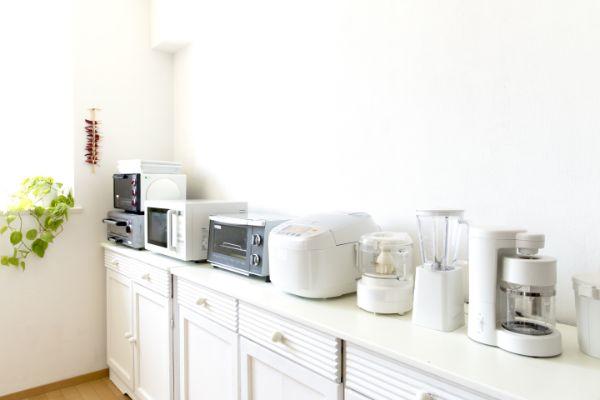 炊飯器の置き場はどこがベスト