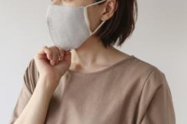 抗菌・防臭の布マスク