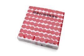 1シンプルでおしゃれなMarimekko ラシイマットのペーパーナプキン