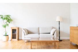 1狭いリビングをおしゃれに。収納や配置の工夫で広く快適な空間づくり