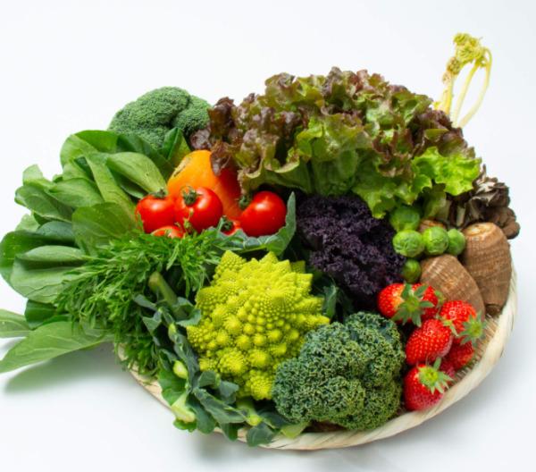 春野菜をより手軽に