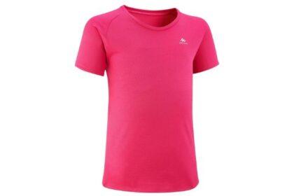 キッズのアウトドアスタイルに。デカトロン「QUECHUA(ケシュア)」の速乾Tシャツ