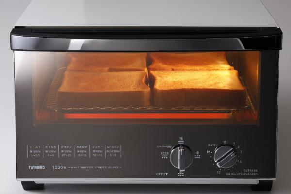 美味しく焼けるこだわりの機能性