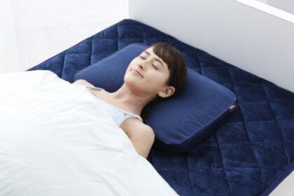 首が痛くなりやすい人におすすめ「スリープオアシス 首肩コンフォート枕」