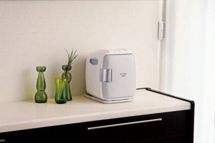 おうちでもアウトドアでも使えるツインバードのポータブル冷温庫