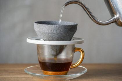 セラミックフィルターいつものコーヒーがワンランク上の美味しさに