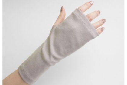 UVカット効果がある手袋で忘れがちな手元もおしゃれにケア