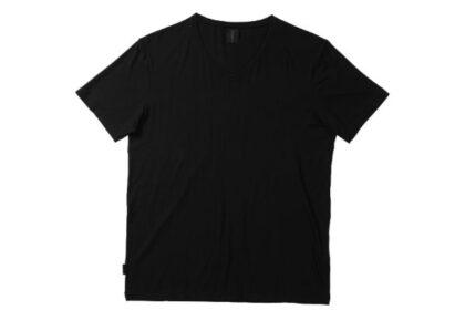 竹を原料にしたエシカルファッションブランドBOODYのメンズVネックTシャツ