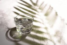 天然水と暮らす。