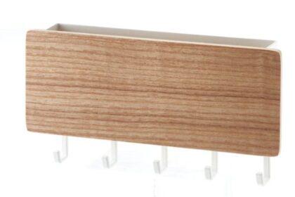 玄関の細かい小物をおしゃれに収納できる、RINのキーフック