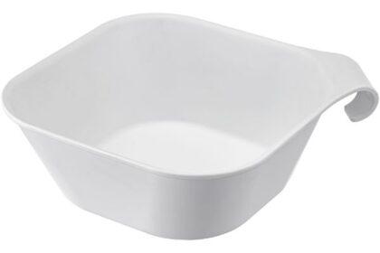 マグネットやフックで浮かせて収納。衛生的で便利な引っ掛け湯おけ