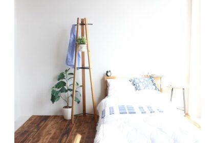 ICHIBAの北欧風ハンガーラックでお部屋をおしゃれな空間に