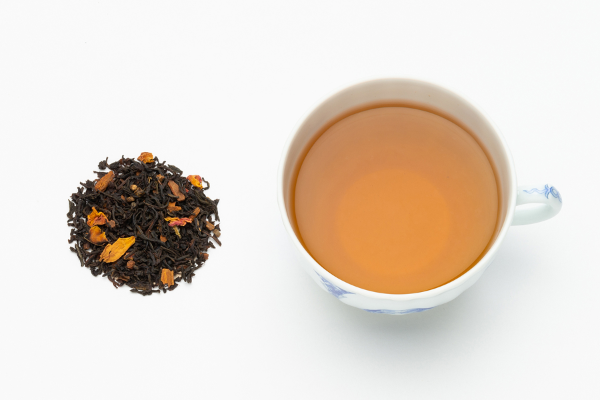 高級セイロン紅茶をベースにしたスパイスブレンド