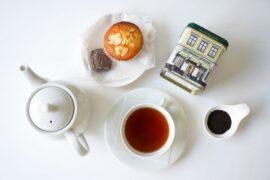 北欧紅茶のティーセンターブレンドで楽しむリッチなティータイム