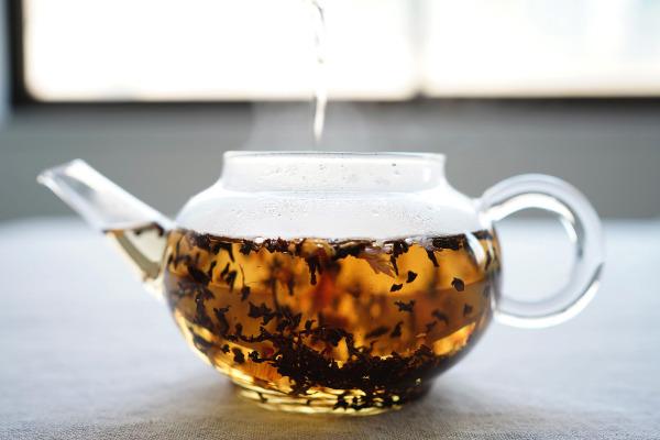 数ある北欧紅茶の中でも個性的なブレンド