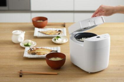 美味しいメニューが作れる便利な炊飯器で、食卓をより豊かに